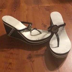 South Pole Wedges NWOT